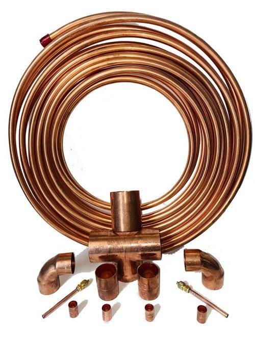 Accesorios de cobre